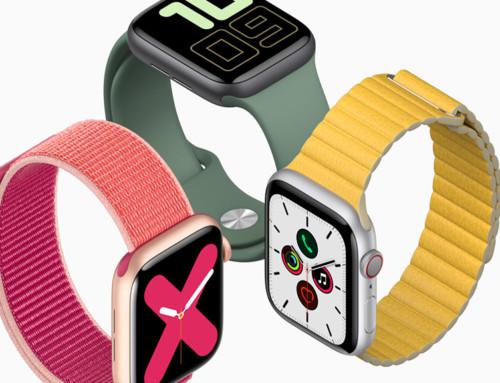 Η μπαταρία του Apple Watch Series 5 με το ζόρι αντέχει ολόκληρη μέρα